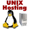 unix website hosting