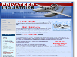 Privateer Industries Website