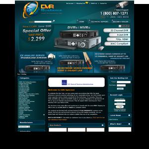 Ad Tech DVR Website