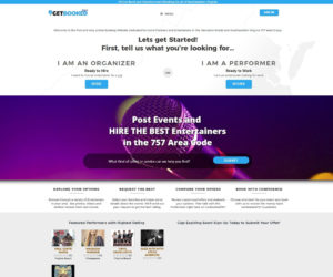 GETBOOKED757 Web Design Project